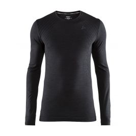 Fuseknit comfort RS LS Noir - Craft Tactical