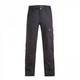 PANTALON DE TRAVAIL ANTRAS NOIR - North Ways