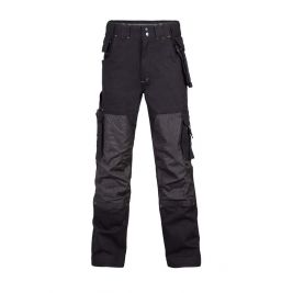 PANTALON DE TRAVAIL HOWARD NOIR - North Ways