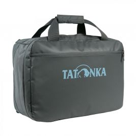 BAGAGE A MAIN FLIGHT BARREL 35L - GRIS TITANE - TATONKA