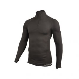 Sweat col zip Extreme line noir - Summit Outdoor
