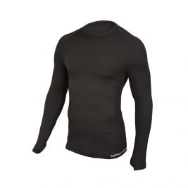 Tee shirt technical line Extreme Noir - Summit Outdoor