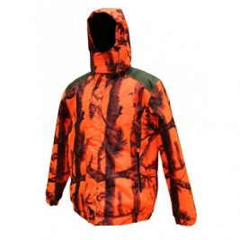 Coupe-vent renfort chaud Ghostcamo Blaze-black - CityGuard