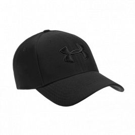 Casquette Blitzing 3.0 Noir/Noir - Under Armour