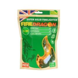 Combustible solide Fire dragon CN346 - BCB