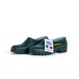 Sabot PVC Vert 100% recyclable - Made in France - GoodYear