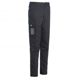 PANTALON DE TRAVAIL EDWARD NOIR - NORTH WAYS