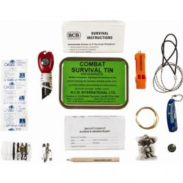 Kit de Survie Combat - BCB Adventure