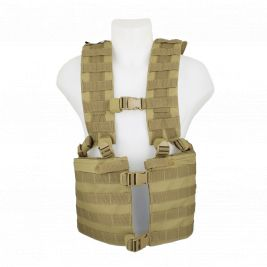 Gilet tactique coyote - Ares