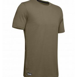 Tee-shirt Tactical Coyote - Under Armour