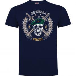 Tee-shirt Special forces Marine - Army Design by Summit Outdoor